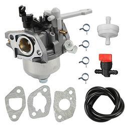 Hilom 120-4418 Carburetor with Fuel Filter Line repair kit f