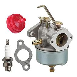 632230 632272 Carburetor with Spark Plug Fuel Filter for Tec