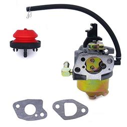 Carburetor with Gasket and Primer Bulb Replace 951-10974 951