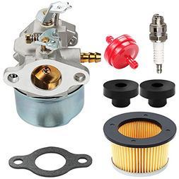 Harbot 632230 632272 Carburetor + 30727 Air Filter Tune Up K