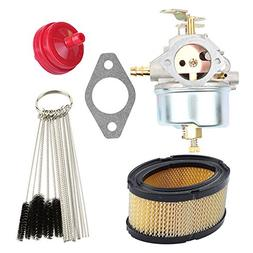 Hilom Carburetor Carb with Air Fuel Filter Cleaner Tool Kit