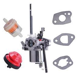 Neeknn Carburetor Carb & Primer bulb For Ariens 20001027 200