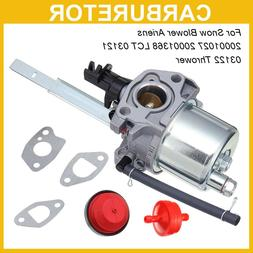 Carburetor <font><b>Carb</b></font> Kit for <font><b>Snow</b