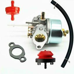 Carburetor For Snowblower Rototiller Tecumseh Engine 7 HP To