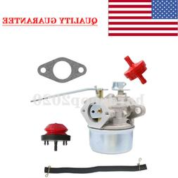 Carburetor KIT Fits Tecumseh 640088 640311 Sears 250296A Sno