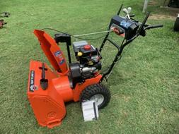 Ariens Compact ST24LE  208cc Two-Stage Snow Blower Model 920
