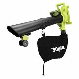 Sun Joe 40V Cordless 3-in-1 Blower/Vacuum/Mulcher
