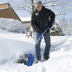 Cordless Power Shovel Snow Blower Light Weight 40 Volt Mover