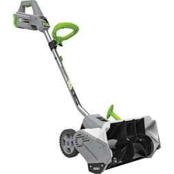 Cordless 16in. Snow Blower - Clears Sidewalks Quickly