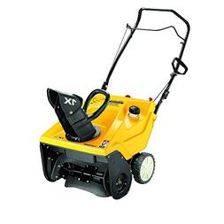 Cub Cadet 21 in. 123cc Single-Stage Electric Start Gas Snow