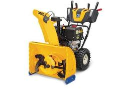 Cub Cadet Electric Start Gas Snow Blower Thrower 3 x 26 in.