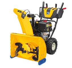 Cub Cadet Electric Start Gas Snow Thrower 3X 26""