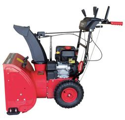 PowerSmart DB72024PA 2-Stage Gas Snow Blower with Power Assi