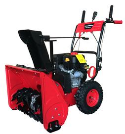 """PowerSmart DB7279 24"""" Two Stage Gas Snow Blower with Electri"""
