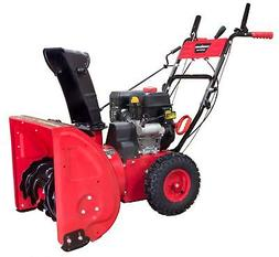 DB7624E1 24 in. 2-Stage Electric Start Gas Snow Blower