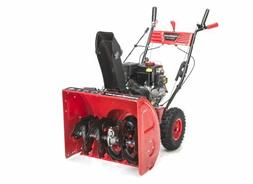 "Power Smart DB7651 24"" 208cc LCT Two-Stage Snow Thrower with"