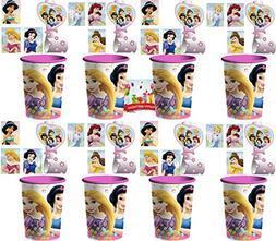 disney birthday favors plastic cups