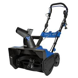 "Electric Snow Blower From Snow Joe Featuring 21"" Girth, 15 A"