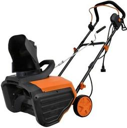 18 in. Electric Snow Blower Thrower Removal Machine Lightwei