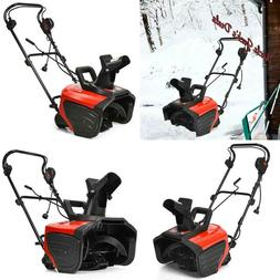 electric snow thrower 15 amp snow thrower