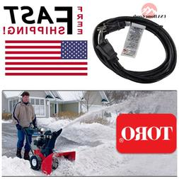 Toro 120-Volt Electric Start Extension Cord for Snow Blowers