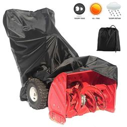 <font><b>Snow</b></font> Thrower Cover Windproof Waterproof