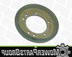 """Friction Disc 6"""" replaces John Deere AM122115 Snapper 70187"""