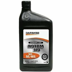 Generac Full Synthetic 5W30 Engine Oil  SAME DAY SHIPPING