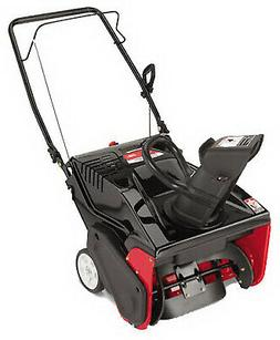 Gas Snow Blower, Single-Stage, 123cc Engine,  21-In. Path