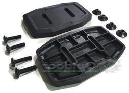 Set of 2 Genuine Husqvarna 583838801 Composite Skid Shoe OEM