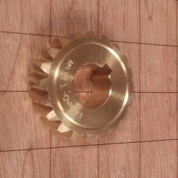 Genuine MTD 917-04861 OEM 20 Tooth Worm 20T Gear for Craftsm