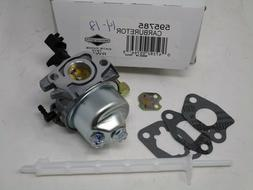 Genuine OEM Briggs & Stratton 595785 Carburetor Snow Blower