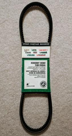 MTD Genuine Parts Snow Thrower Auger Belt - Two-Stage 2005 a