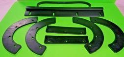 Honda HS521 / HS621 Snow Blower, Paddle, Scraper Bar and Bel
