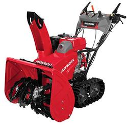 HONDA-HSS928AATD 9HP 28In Two Stage Track Drive Snow Blower
