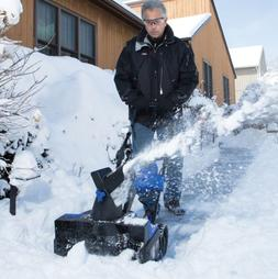 Snow Joe iON 40V Cordless/Electric Hybrid Snow Blower Rechar