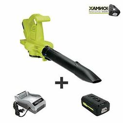 Sun Joe iON Brushless 40V 5.0Ah Cordless 3-in-1 Handheld Blo
