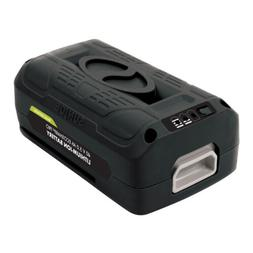 Snow Joe iON EcoSharp PRO 40 V 5.0 Ah Lithium-Ion Battery iB