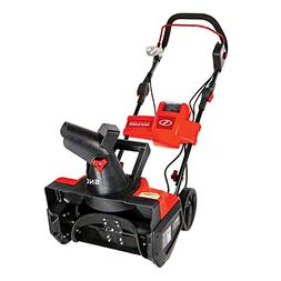 "Snow Joe ION18SB-RED-RM 40V Cordless Lithium-Ion 18"" Snow Bl"