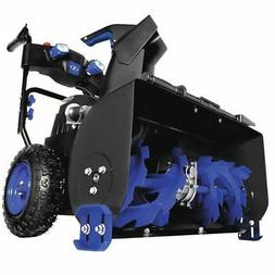 """SNOW JOE ION8024-XR 24""""  80V Two-Stage Electric Snow Blower"""