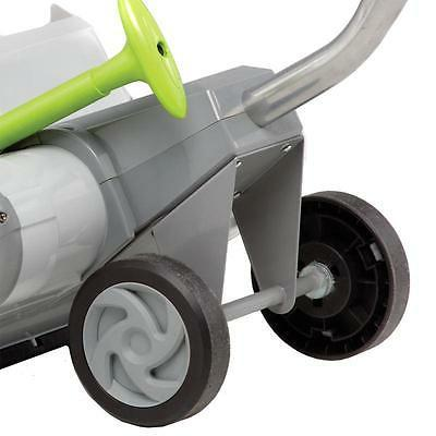 Earthwise 12 Snow 16''Thrower Power with Wheels Snow
