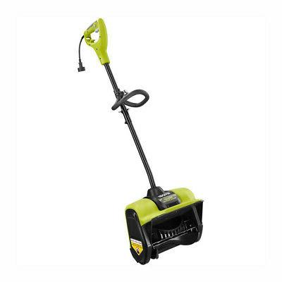 12 in 10 amp corded electric snow
