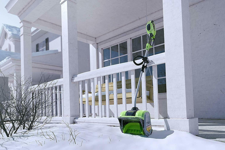 Greenworks Snow Shovel Battery Not Included