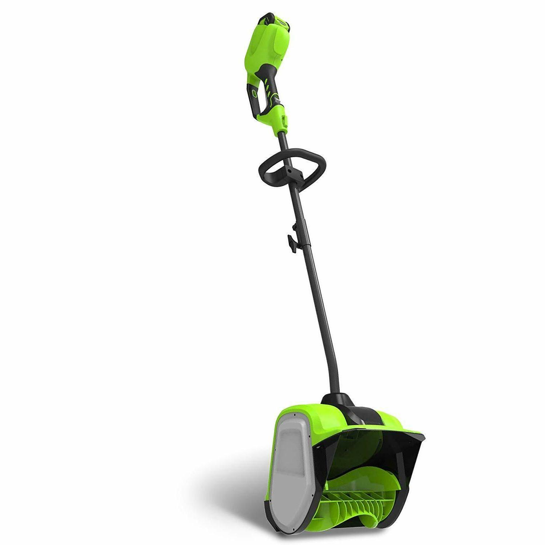 12 inch 40v cordless snow shovel battery