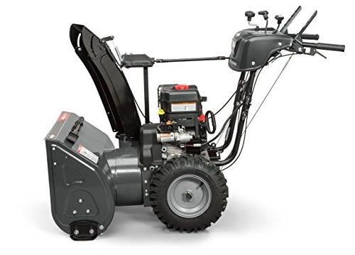 "Briggs & 27"" Dual-Stage w/ Heated Hand Grips, Electric Start, 250cc Series Engine, Elite"