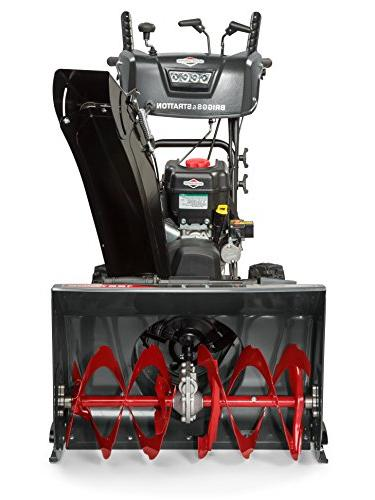 Briggs & Stratton Dual-Stage Snow Heated Electric Start, Series Engine, Elite 1227