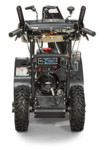 Briggs & Dual-Stage Snow Heated Hand Start, and Series Engine,