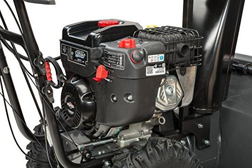 Briggs & Stratton Dual-Stage Snow Hand Dual-Trigger and Engine, Elite 1530