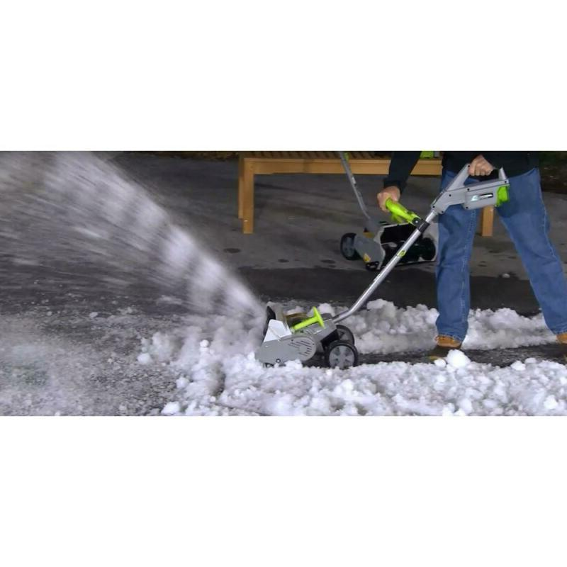 """Earthwise 16"""" 40-Volt Electric Snow Shovel Hassle Free"""