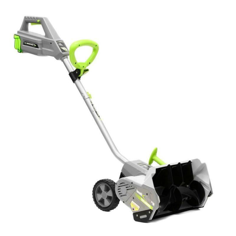 Earthwise 40-Volt Cordless Electric Snow Shovel